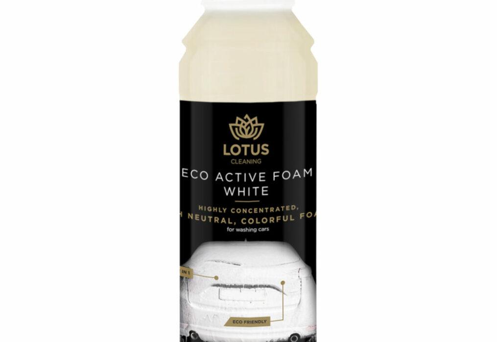 Lotus Eco Active Foam White