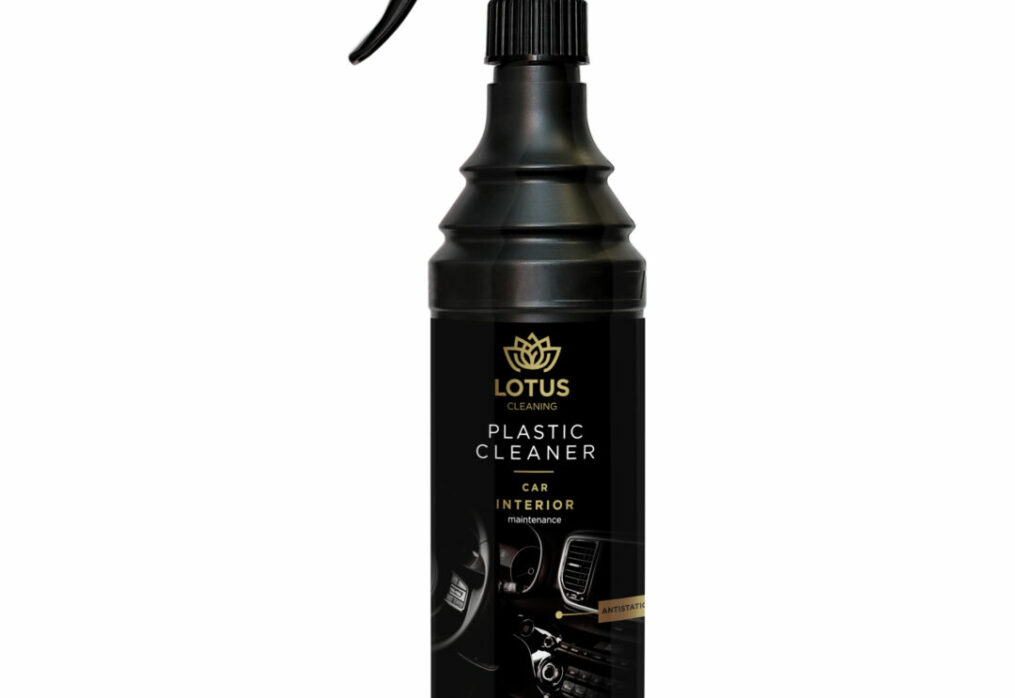 Lotus Plastic Cleaner