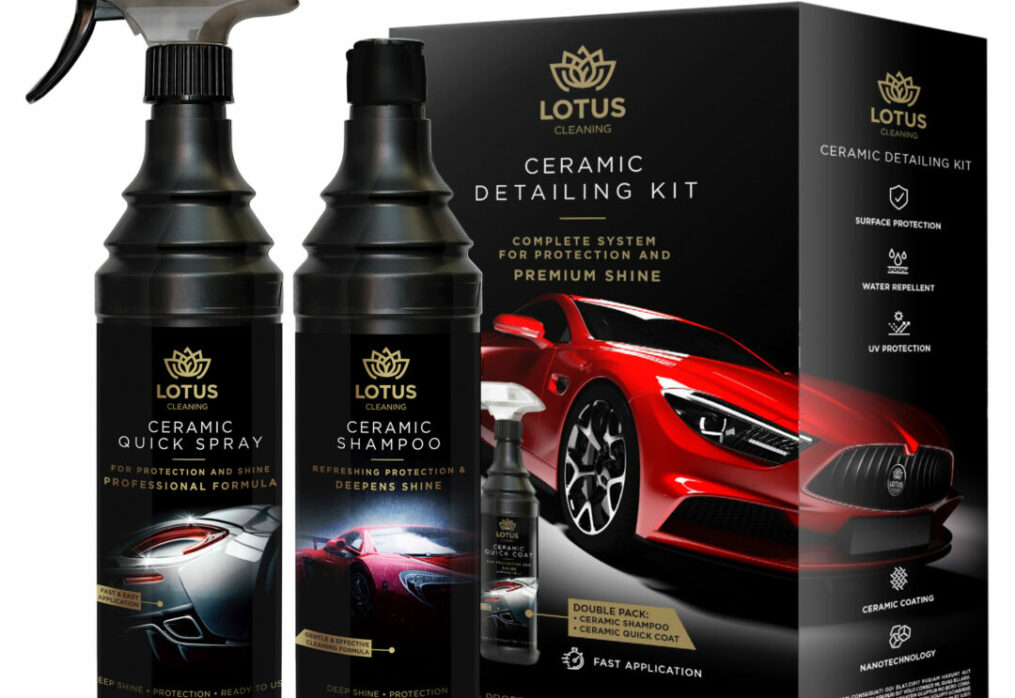 Lotus Ceramic kit